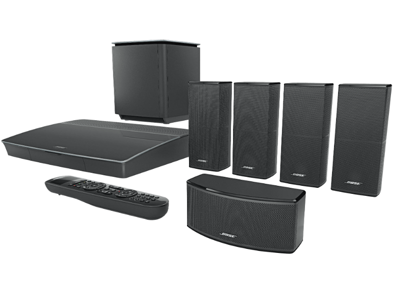 bose lifestyle 600 5 1 heimkino system bluetooth app. Black Bedroom Furniture Sets. Home Design Ideas